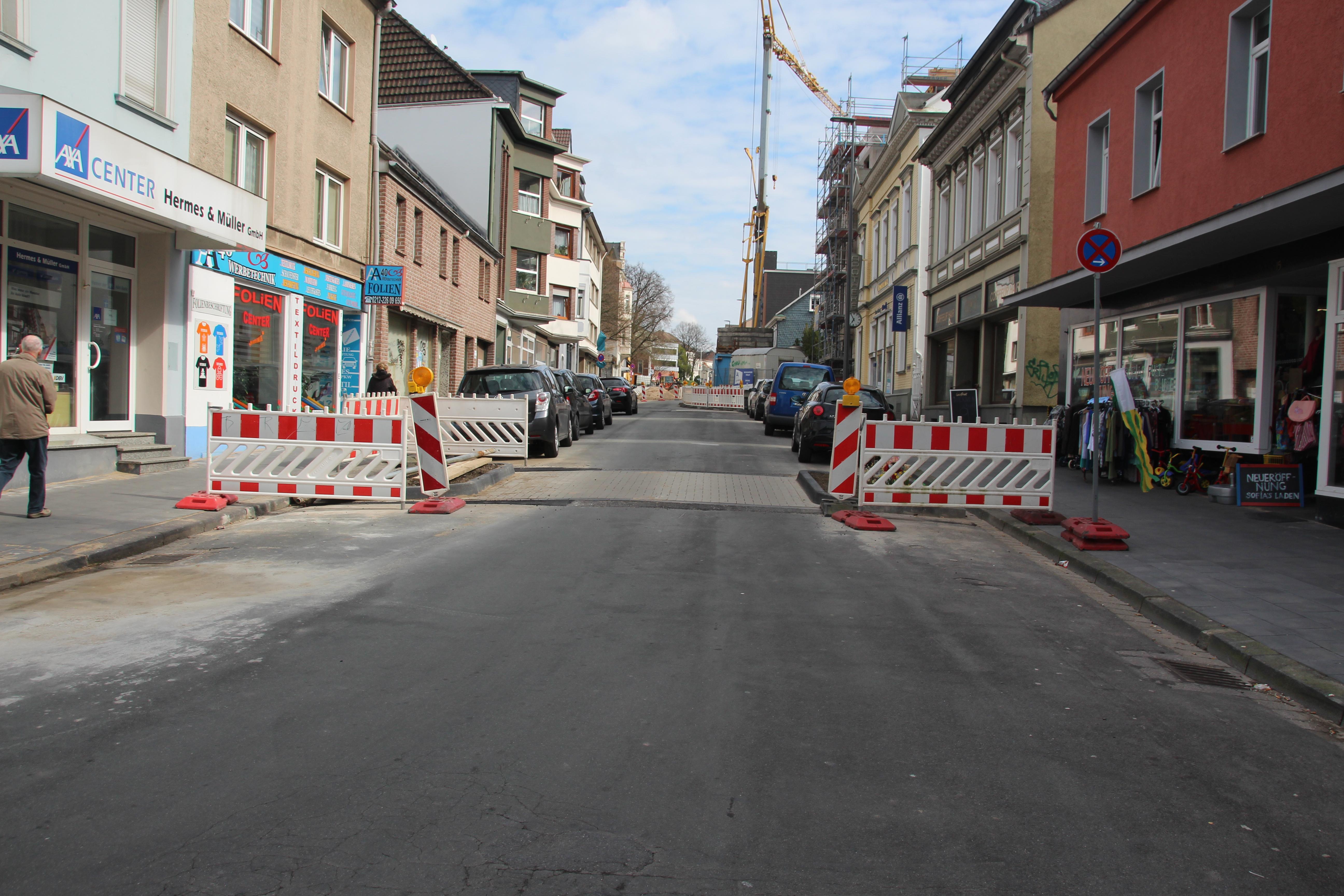 Ladenflächen in Ohligs (Ost) gesucht