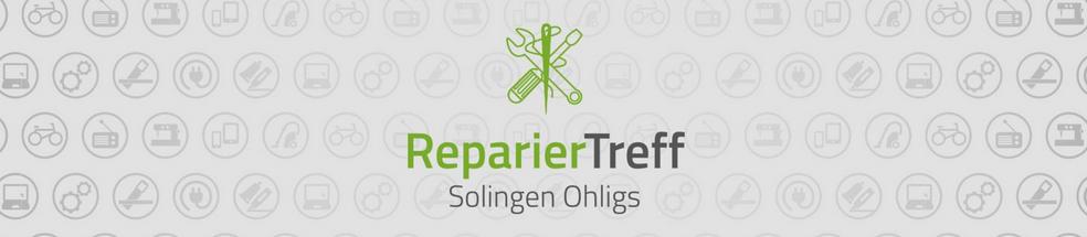 Fortführung des ReparierTreff Ohligs!