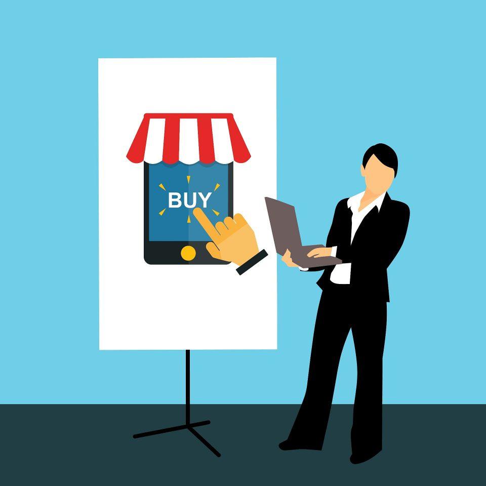 """Kostenfreie Webinare zum Thema """"Verkaufen im Internet"""""""